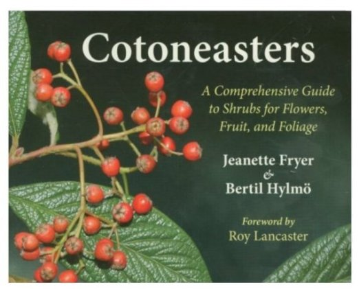 cotoneaster book cover