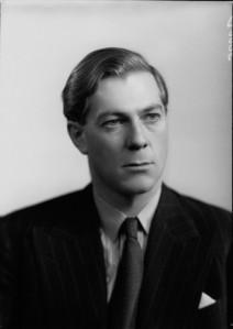 NPG x98188; Charles Melville McLaren, 3rd Baron Aberconway by Vandyk